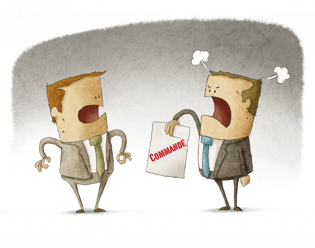Commande non livrée : la panique